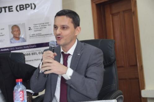 Salem Kalmoni (President, BPI)