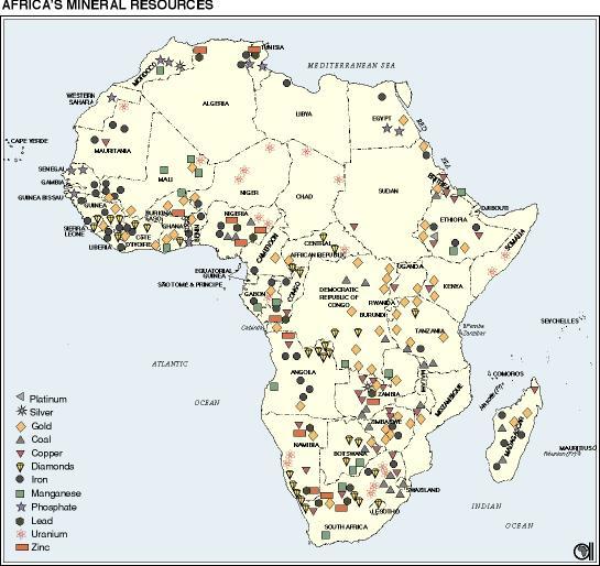 Africas Minerals